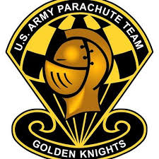 us army parachute team golden knights