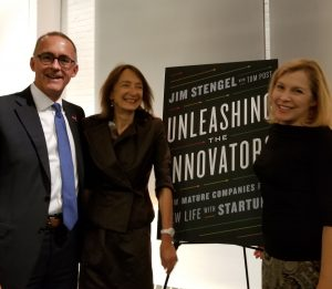 Unleashing the Innovators Lisa Merriam Jim Stengel Joanna Seddon Lisa Merriam